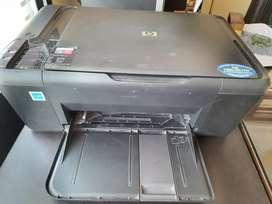 HP DESKJET F2488 Scanner cum Printer