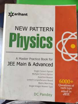 Physics JEE Main & Advanced (DC Pandey)