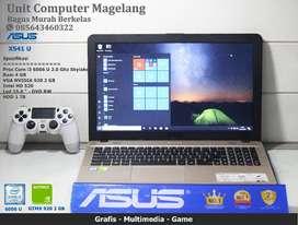 ASUS Vivobook X541U I3 Skylake Nvidia 920 2 GB Like New