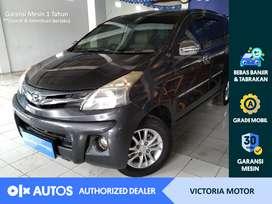 [OLX Autos] Daihatsu Xenia 2013 1.3 R Sporty MT Manual Bensin Abu Abu