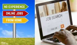 need workers lahore males females for online typing homebase job