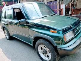 Suzuki Sidekick tahun 2000 Plat D