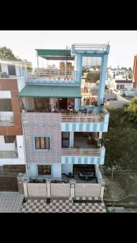 3 BHK ground and 1st floor for sale