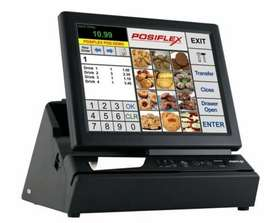 Touch Screen Pos Machine, Pos Billing Machine, POSIFLEX XP-3000E