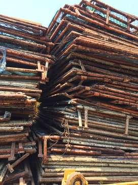 Besi tua scrap steinless alumunium tembaga
