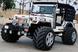 Open willys jeeps in new looks