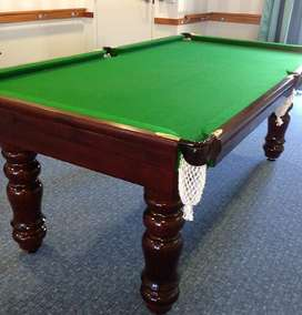 Primium high quality new 8 ball pool table