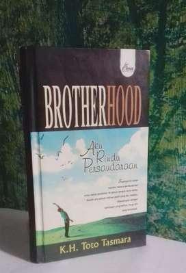 Buku psikologi BROTHERHOOD karya KH toto tasmara