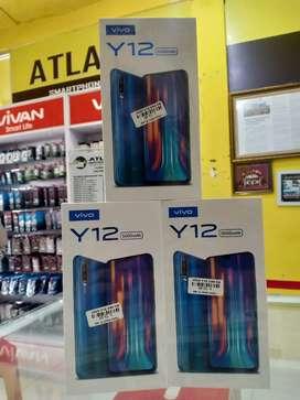 Vivo Y12 Ram 3/64GB Triple Kamera