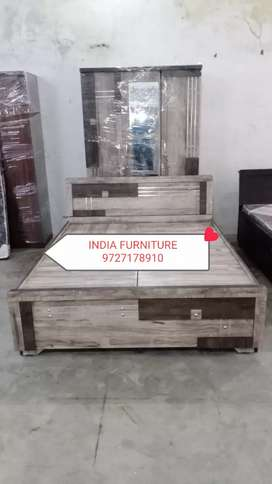 Bedroom set factory outlet new brand