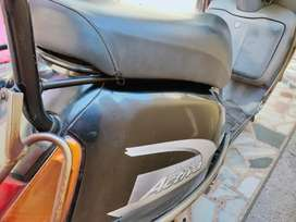 Well Maintained with genuine engine new tyre new battery