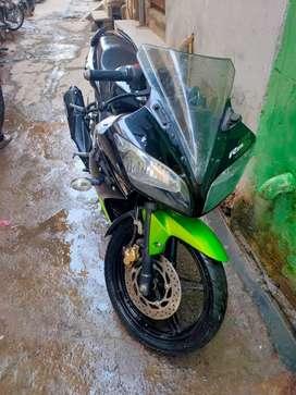 R15 good condition bike