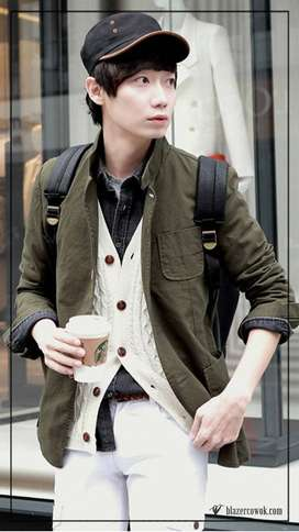 Jaket keren Korean Style. SK-42