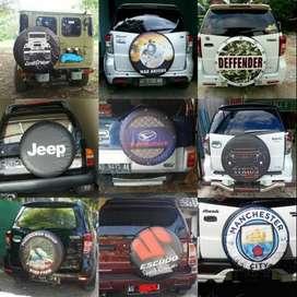 Cover Ban Serep Mobil Everst-Taft-Rush-Terios-Dll escudo dream saga tu