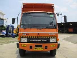 Mitsubishi dump truk tronton 6x4 thn 2018