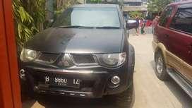Mitsubishi Strada Triton Exceed 2008 AT tipe tertinggi pajak hidup