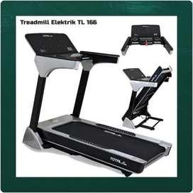 Promo treadmill Elektrik TL 166 Commercial Fitur Lengkap Bisa cod
