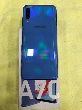 Samsung A 70 gb 128 gb