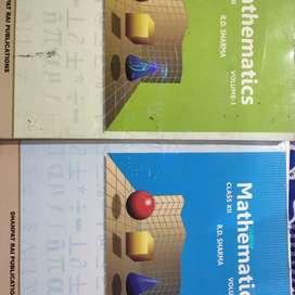 Rd sharma maths class 12th