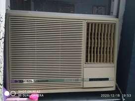 2tone O General window Ac with stabilizer