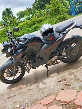 Fs 25 2018 ,best condition ,milage above 45 ,only 6000km drive