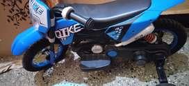 QIKE TD electronic mineture bike