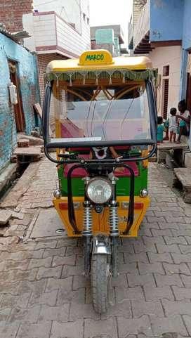 E Rickshaw  April  2019