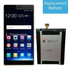 qmobile z8 battery