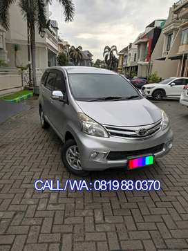 Toyota All New Avanza G 1.3 A/T 2012 Nego Call only