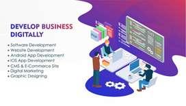 Web designing & graphic designing