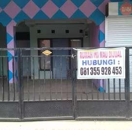 Dijual rumah disoppeng