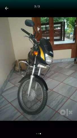 Hero honda ambition motorcycle