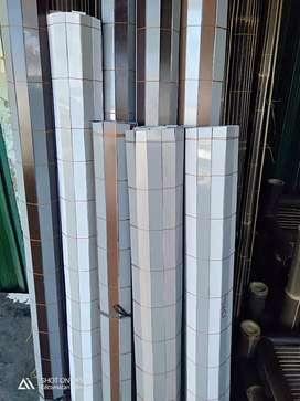 Tirai _kery plastik/PVC