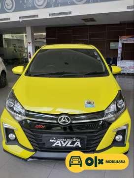 [Mobil Baru] Daihatsu Ayla 2020 Dp Minim