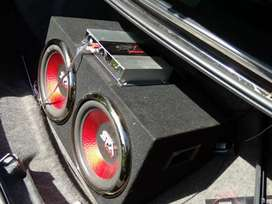 Sound system for any Vehicles