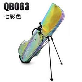 PGM tas golf tas wanita berdiri TPU laser warna bola tas portabel 2 -
