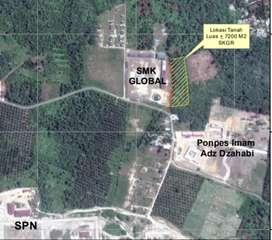 Tanah dibelakang SPN seblah SMK Global