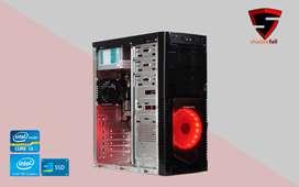 PC Rakitan Core i3 haswell untuk Editing Office MURAH