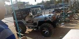 Tsjeepbazar open jeeps