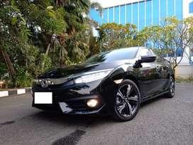 Civic es prestige 2018 low km 12rb sedan bukan hatcback
