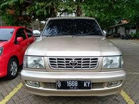 Kijang LGX 2.0 Thn 2001 MT