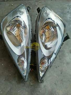 headlamp jazz rs 2010 set siap pakai
