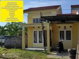 Dijual Rumah Sudut Jalan Yusuf Bauty Gowa (Samping CitraGarden)