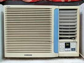 6 years old Samsung Window AC 1.5 Ton