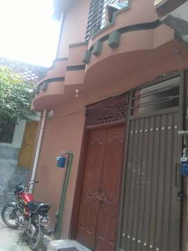 House for sale 1 marla double story with all facilities in bilal town