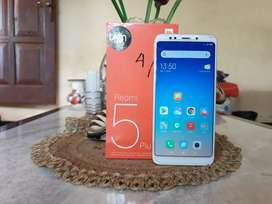 Senin Bigsale Second Xiaomi Redmi 5 Plus 4/64GB