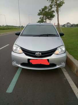 Toyota Etios 1.2 J M/T 2014