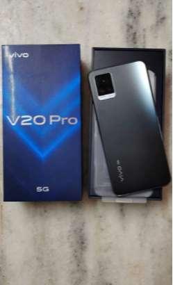 Vivo V20 Pro (8GB RAM, 128GB ROM) With Bill Box & warrenty