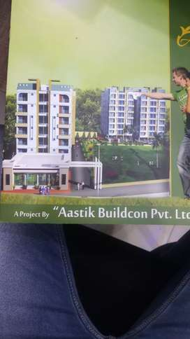 Flat of 2 and 3 bhk 35 to 45 lakh