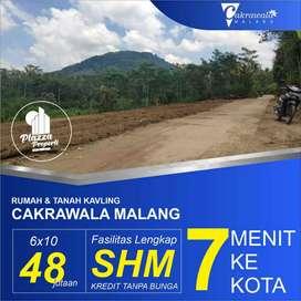 Tanah Kavling murah di malang Cakrawala Malang
